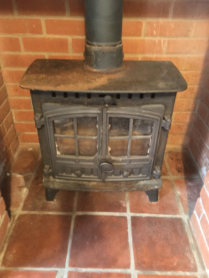 Job 5:  Pre-finished Stove